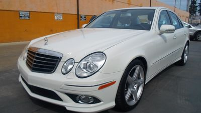 2009 Mercedes-Benz E350 Luxury 3.5L
