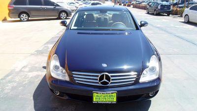 2007 Mercedes-Benz CLS550 5.5L