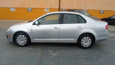 2006 Volkswagen Jetta Sedan 2.5