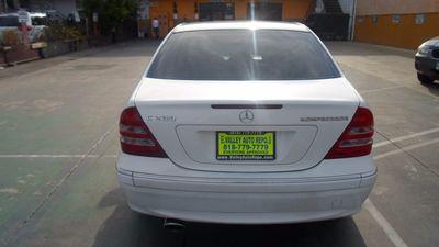 2004 Mercedes-Benz C230 1.8L