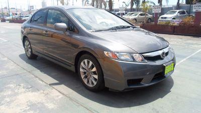 2011 Honda Civic Sdn EX
