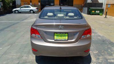 2013 Hyundai Accent GLS