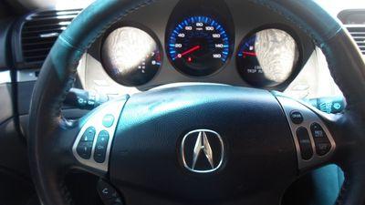 2006 Acura TL Navigation System