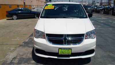2013 Dodge Grand Caravan American Value Pkg