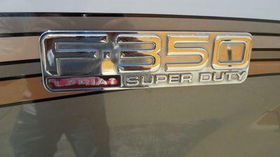 2004 Ford Super Duty F-350 SRW lariat