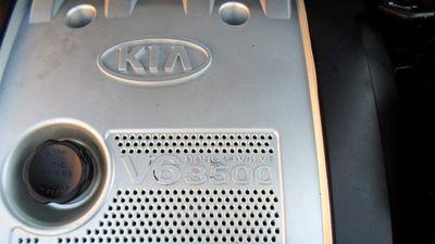 2003 Kia Sedona LX