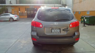 2009 Hyundai Santa Fe SE