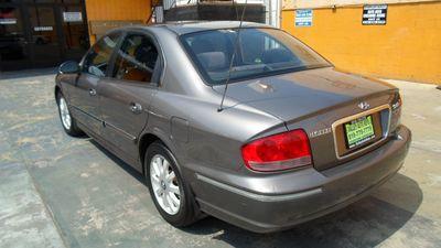 2002 Hyundai Sonata LX