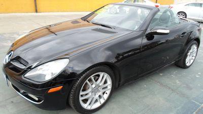 2007 Mercedes-Benz SLK280 3.0L