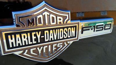 2007 Ford F-150 Harley-Davidson