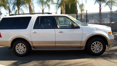 2009 Ford Expedition EL Eddie Bauer