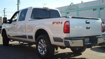 2011 Ford Super Duty F-250 SRW Lariat