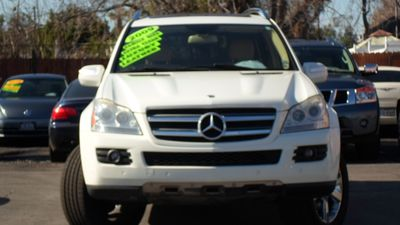 2009 Mercedes-Benz GL450 4.6L