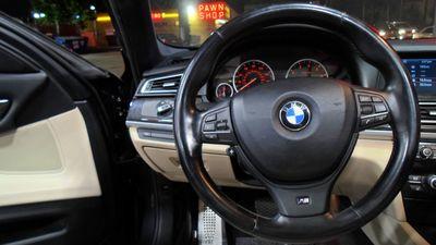 2012 BMW 7 Series