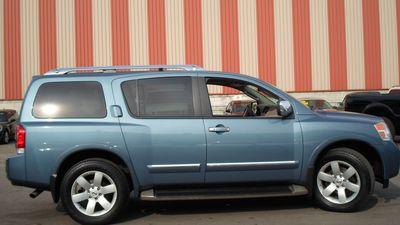 Used 2012 Nissan Armada SL at Valley Auto Repo