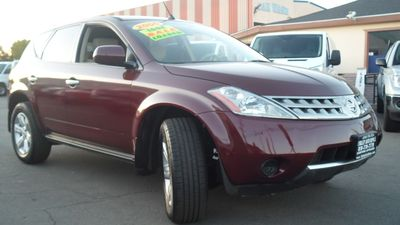 2006 Nissan Murano S