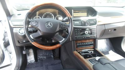 2011 Mercedes-Benz E 350 E 350 Luxury