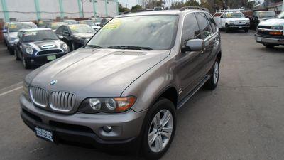 2006 BMW X5 4.4i 4.4i