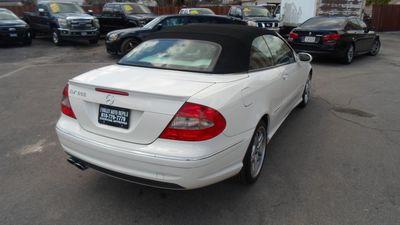 2009 Mercedes-Benz CLK550 5.5L