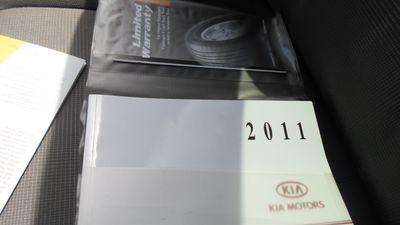 2011 Kia Sportage Base