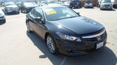 2012 Honda Accord Cpe LX-S