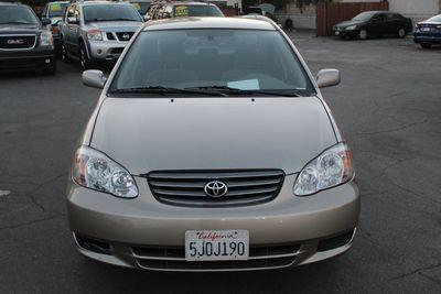 2005 Toyota Corolla LE