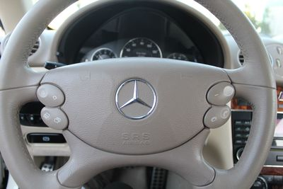 2008 Mercedes-Benz CLK350 3.5L