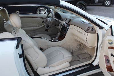 2009 Mercedes-Benz CLK550 5.5L