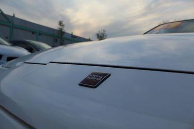1989 Toyota Supra ECT