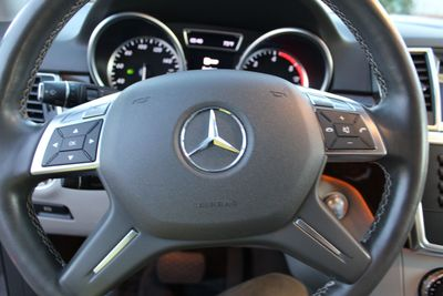 2012 Mercedes-Benz ML 350 ML 350 BlueTEC