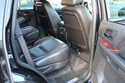 2009 Cadillac Escalade LTZ Black on Black