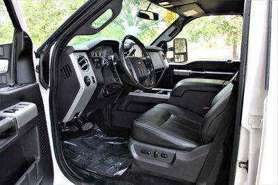 2015 Ford Super Duty F-250 Pickup Lariat