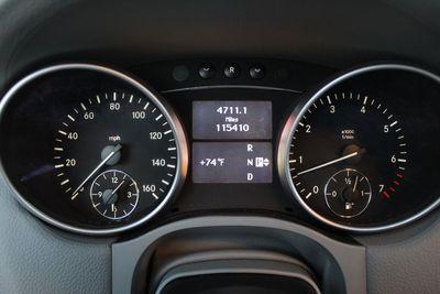 2009 Mercedes-Benz GL450 4.6L