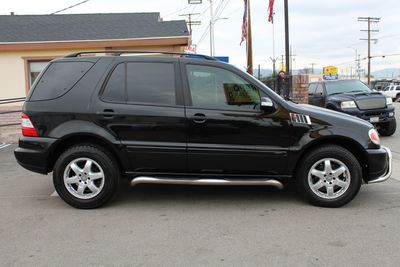 2003 Mercedes-Benz ML350 3.7L