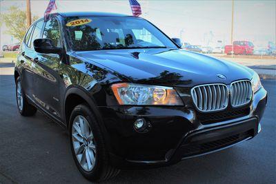 2014 BMW X3 xDrive28i xDrive28i