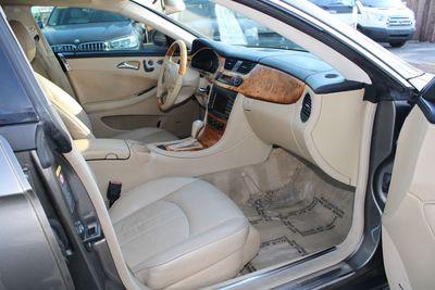 2006 Mercedes-Benz CLS500