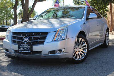 2011 Cadillac CTS Sedan Premium