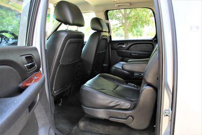 2010 Chevrolet Suburban LTZ