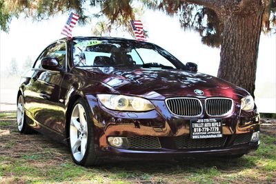2010 BMW 3 Series 335i Convertible