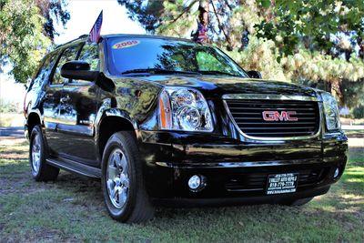 2009 GMC Yukon SLE w/3SB