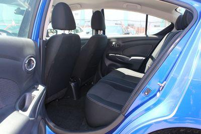 2016 Nissan Versa SV
