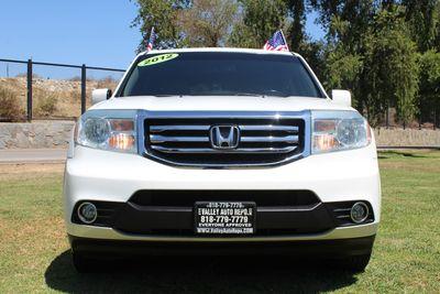 2012 Honda Pilot EX-L