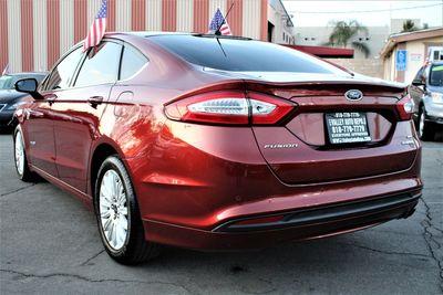 2014 Ford Fusion Hybrid SE Hybrid