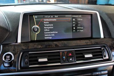 2013 BMW 6 Series 640