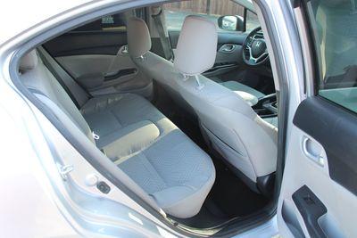 2014 Honda Civic Sedan LX