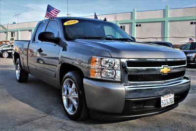2008 Chevrolet Silverado 1500 LT w/1LT