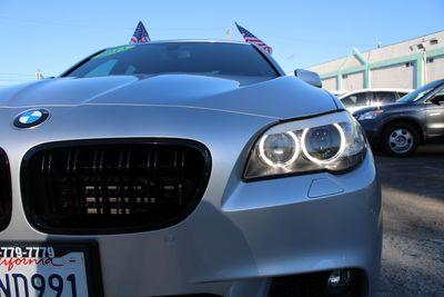 2013 BMW 5 Series 550i