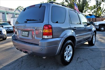 2007 Ford Escape Hybrid