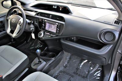 2016 Toyota Prius c One