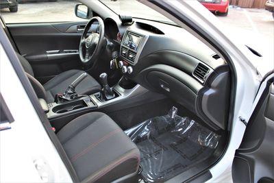 2012 Subaru Impreza Sedan WRX WRX Premium
